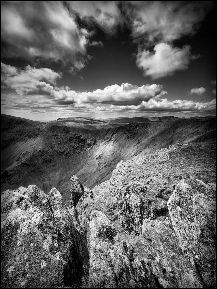 View from the Summit of Kidsty Pike