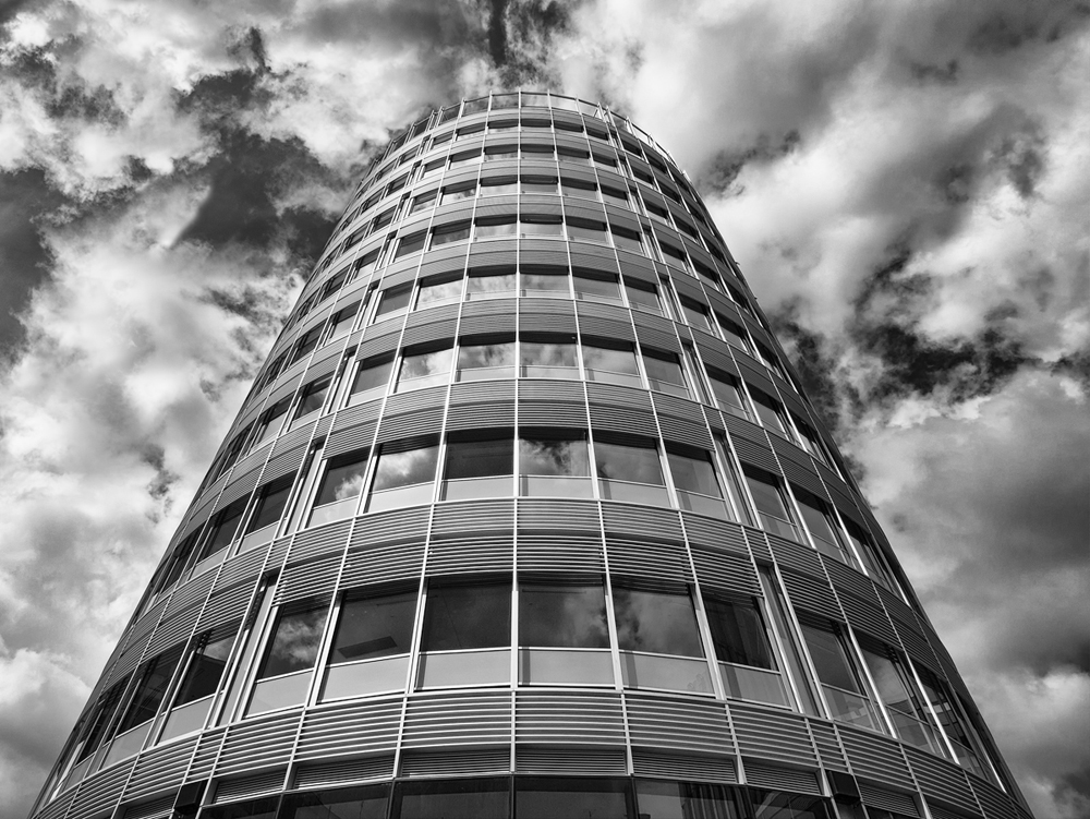 Shot On A GX1 With Olympus 9 18 Lens As Part Of My Cloud Structures