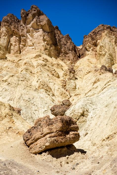 Golden Canyon. Death Valley, USA