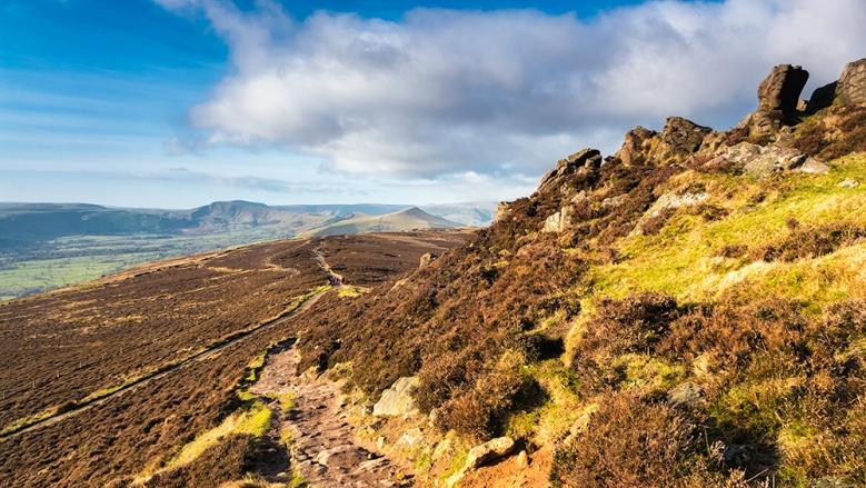 LX7 landscape shot from the Peak District, UK