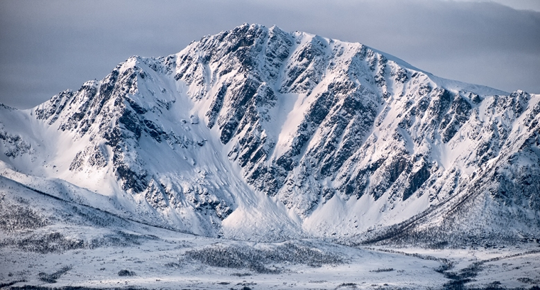 Mountains of Norway. Captured on a Panasonic GF1 with Panasonic 45-200 lens.
