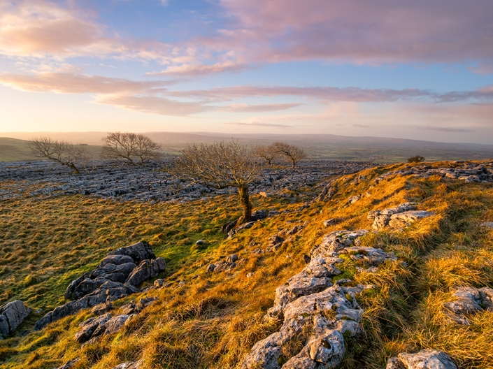 Twistleton Scar, Ingleton, The Yorkshire Dales. Captured on an Olympus OMD EM5