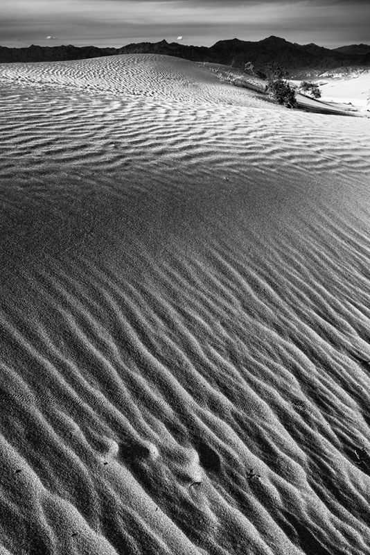 Death Valley dunes - RX100