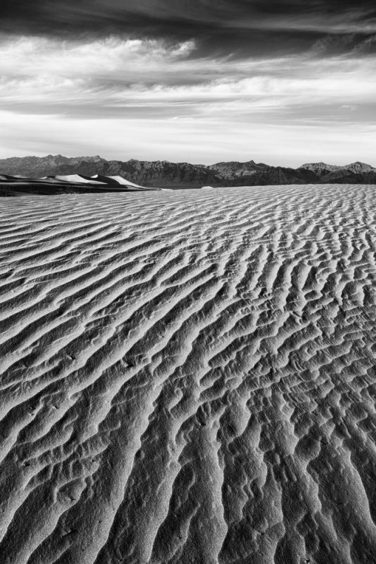Death Valley Sand Dunes - RX100