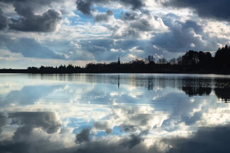 Reflections on my walk - Sony RX10