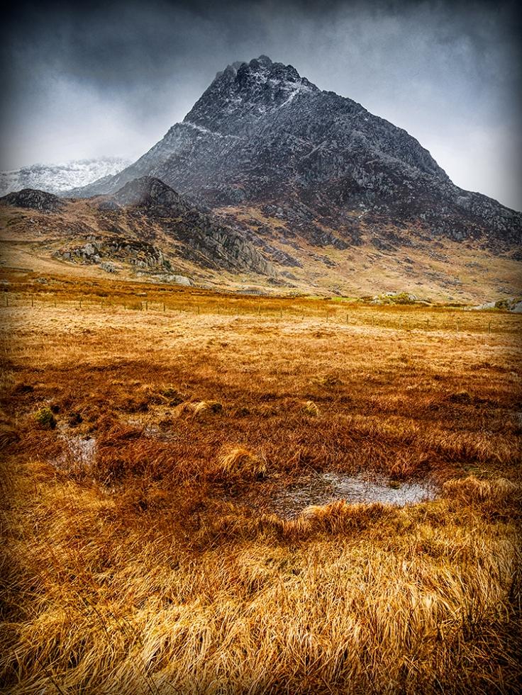 Tryfan, Snowdonia, North Wales. Olympus EM5