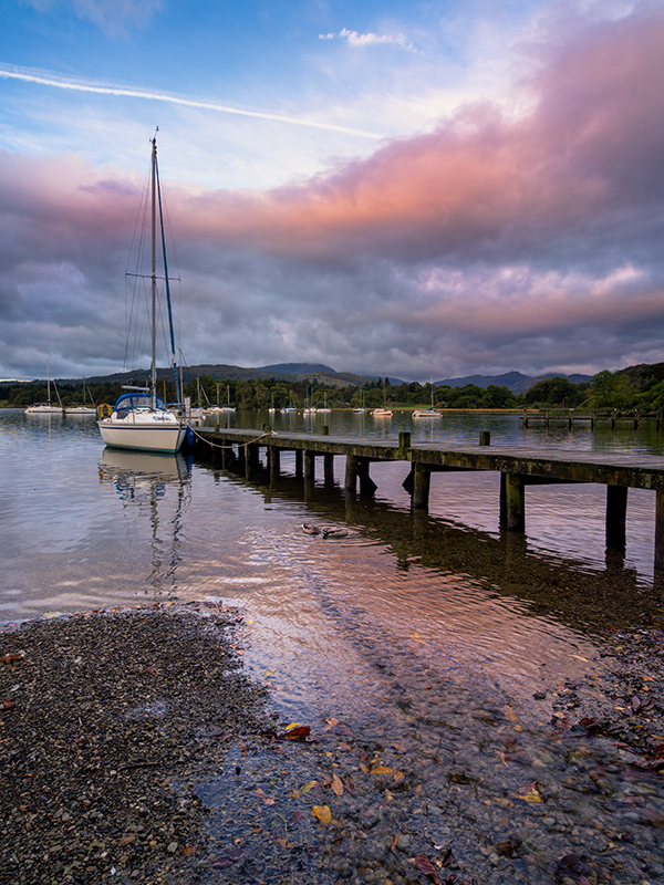 Olympus EM5. Ambleside, The Lake District.