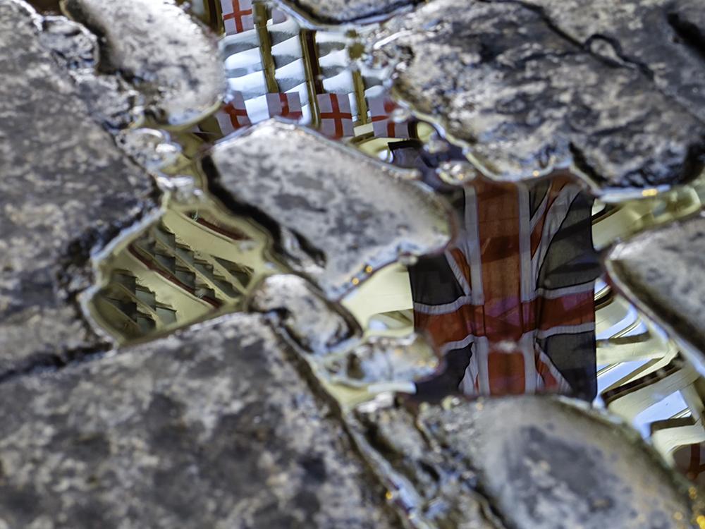 Reflections in Leadenhall Market. Panasonic LX7 compact camera.