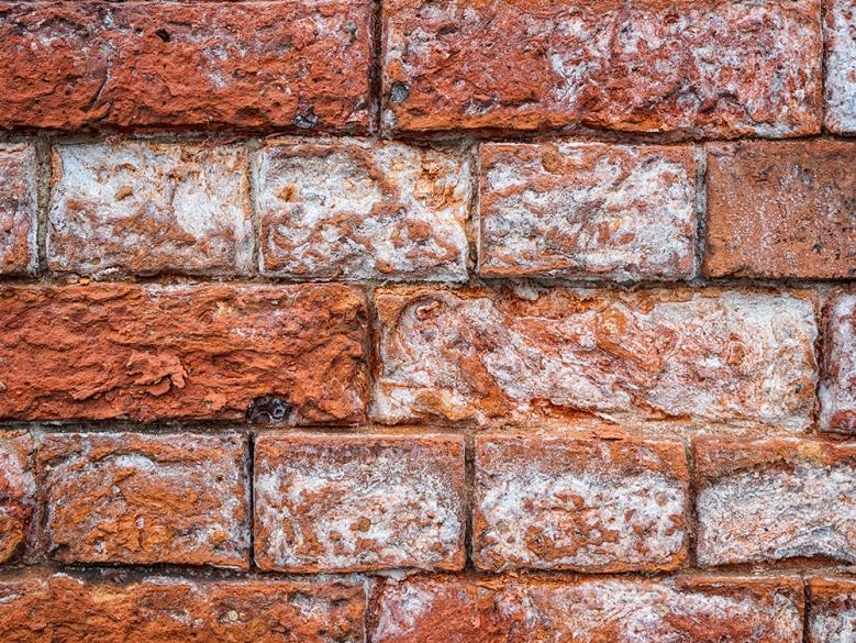 Brickwork captured with the Olympus 25mm lens on an Olympus OMD EM5.