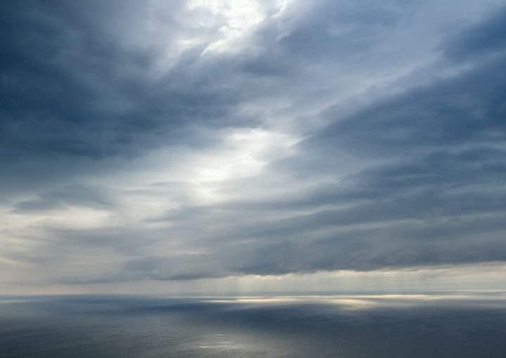 Light at sea. Olympus EM5