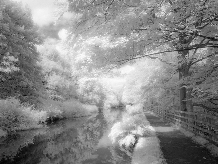 Final infrared conversion
