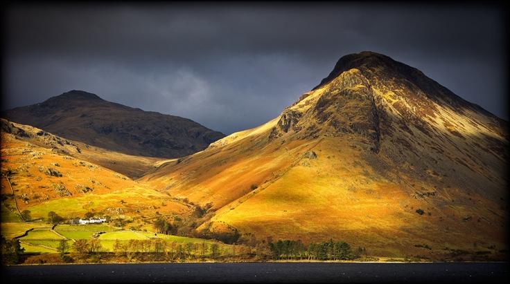 Yewbarrow in the Lake District