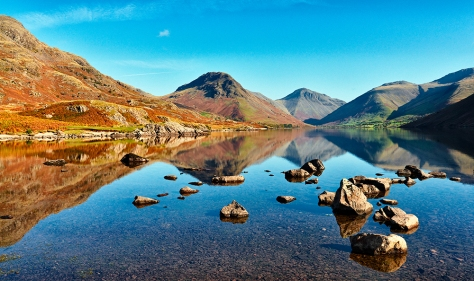 Wastwater in the Lake District. Captured on a Sony R1. Processed with Alien Skin Exposure 6.