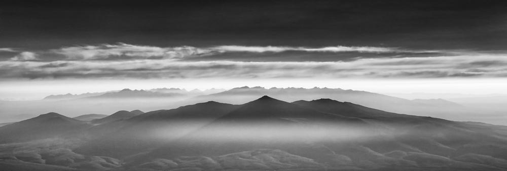 View from Acontango, Bolivia