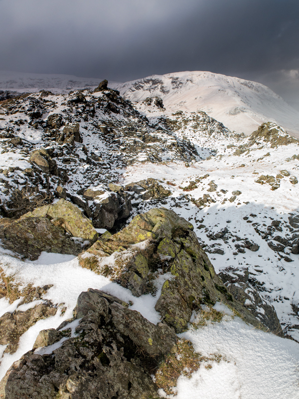 G16 Test Shot on Helm Crag, f/4.0, 1/500""