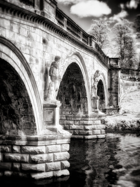 Bridge at Chatsworth
