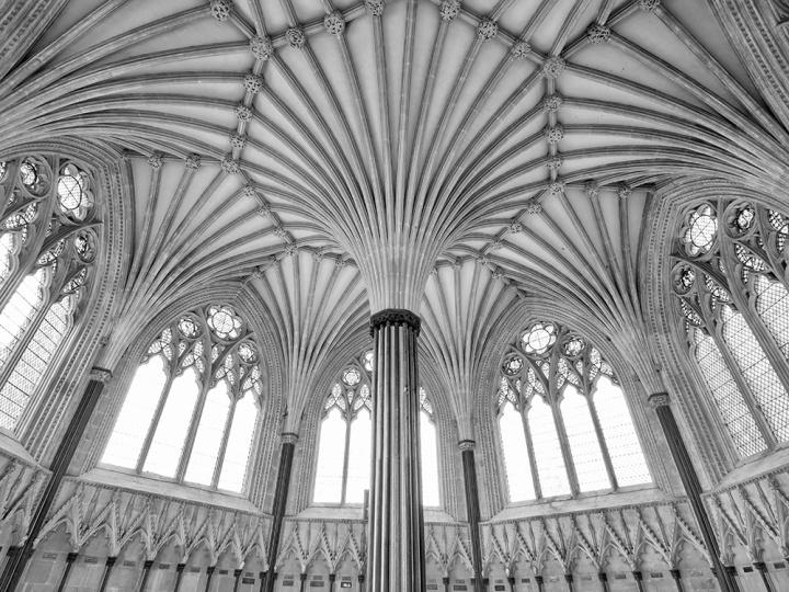 "Wells Cathedral, Olympus EM5, Olympus 9-18 lens, f/5.0, 1/30"", ISO200"