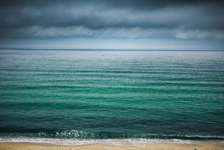 The sea in Cornwall has a wonderul colour and the Sony RX10 captures this perfectly.