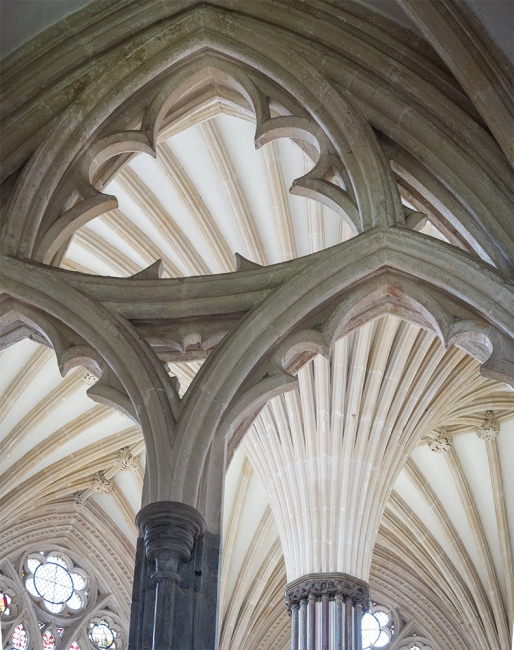 """The doorway to the chapter house, Wells Cathedral. Olympus EM5, ISO800, f/5.6, 1/25"""""""