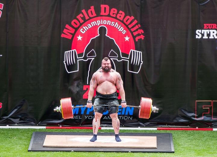 "Eddie Hall World Record Deadlift 463Kg, 11th July 2015. Sony RX10, ISO80, f/4.5, 1/250"", 200mm"