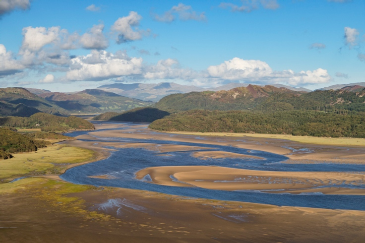 """Barmouth, North Wales, Canon G7X, ISO125, f/5.0, 1/800""""."""