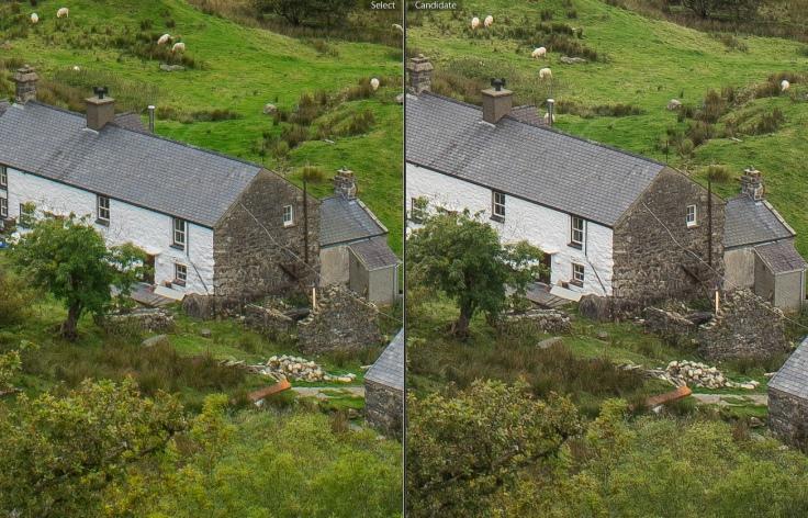 Lens Comparison