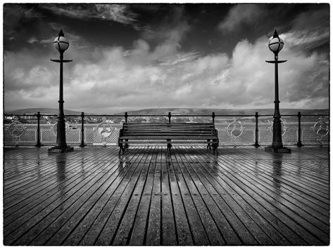 Swanage Pier, Dorset.