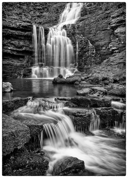 Scalber Force, Settle, The Yorkshire Dales.