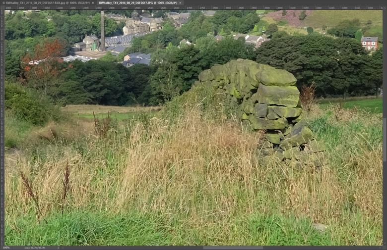 JPEG File From Camera