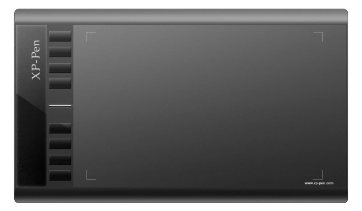 The XP-Pen Star 3 graphics tablet