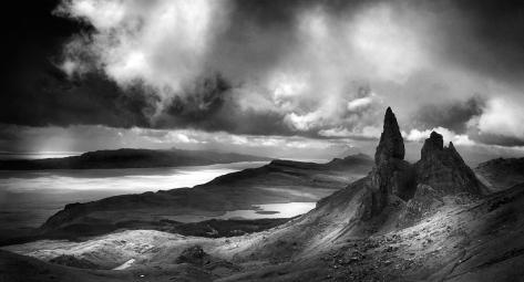 Old Man of Storr on Skye, Scotland