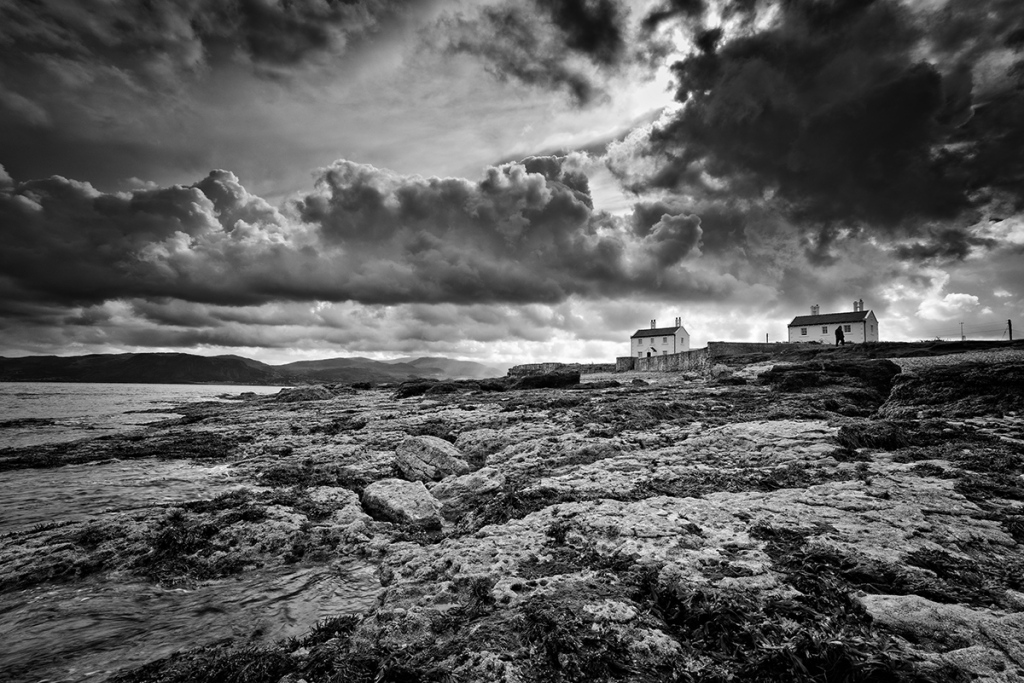 "Penmon, Anglesey, North Wales. Nikon D800, 18-35mm lens, ISO100, 1/15"" @ f/16.0"