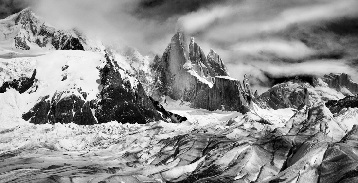 Cerro Torre Glacier, Patagonia, Argentine. I may not show old images such as this one very often, but I certainly don't want to lose my access to them.