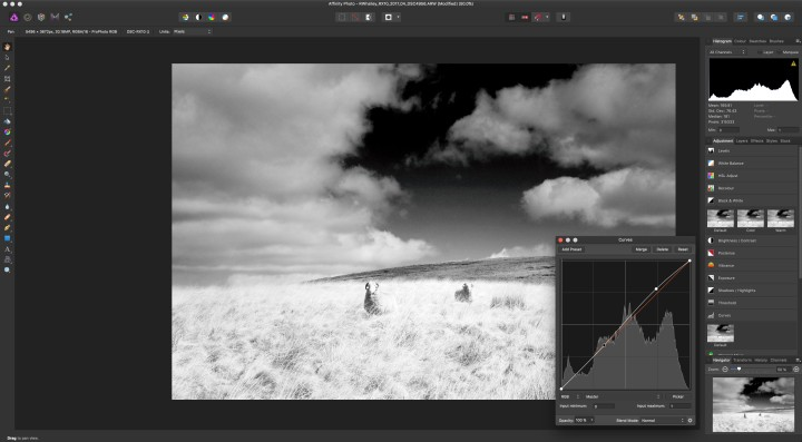 Affinity Photo screenshot 3