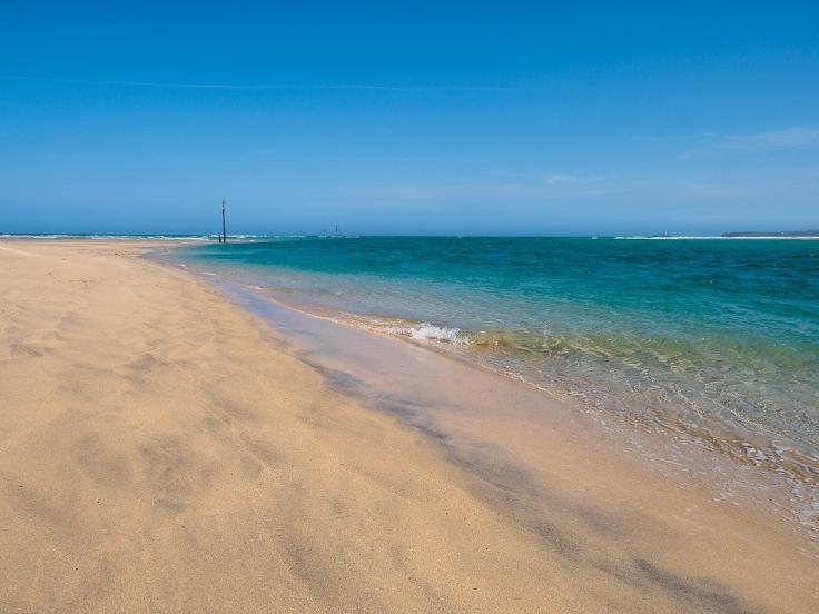 Porth Kidney Beach Cornwall