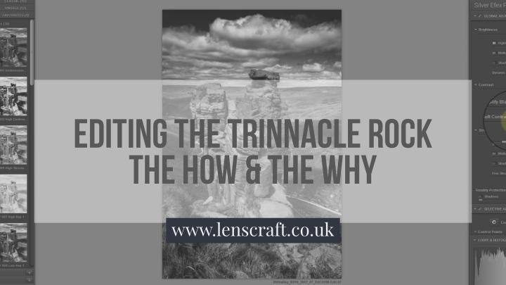 Processing the TrinnacleRock