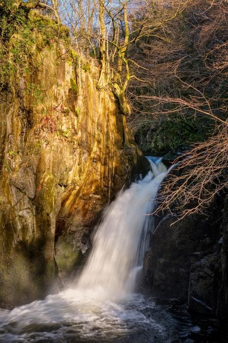 Hollybush Spout, Ingleton Waterfalls Trail