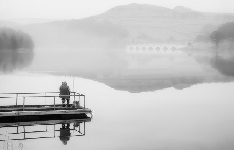 Ladybower Reservoir, The Peak District