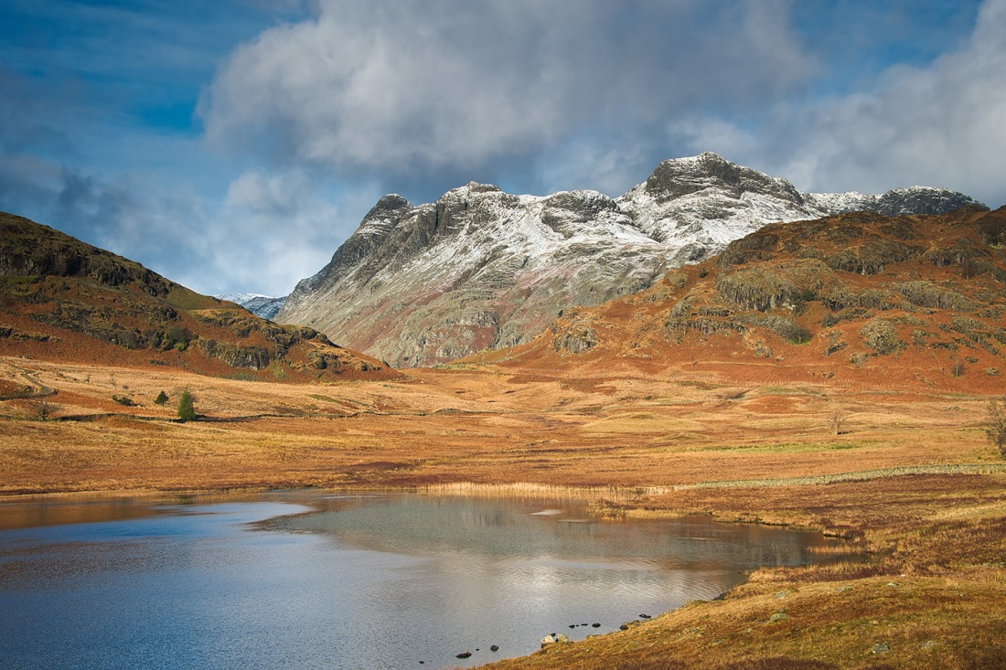Blea Tarn, The Lake District, Cumbria.