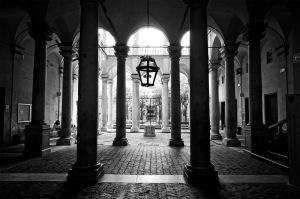 Genoa, Italy.