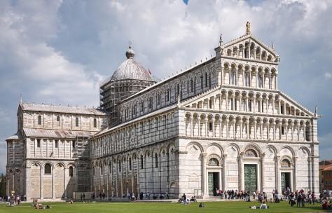 Duomo, Pisa, Italy.