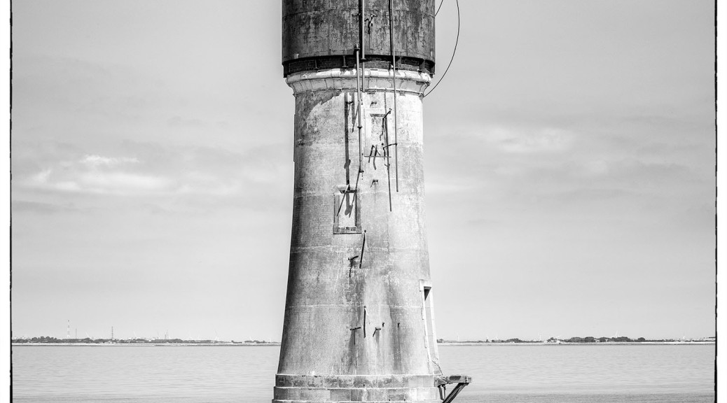 Water Tower at Spurn Point.