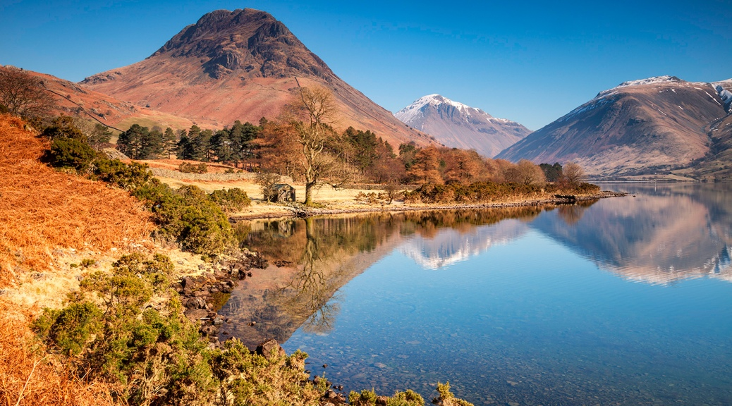 Wastwater, The Lake District.