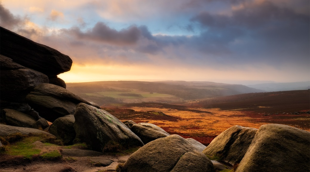 Higger Tor, Peak District