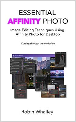 Essential Affinity Photo cover Image eBook