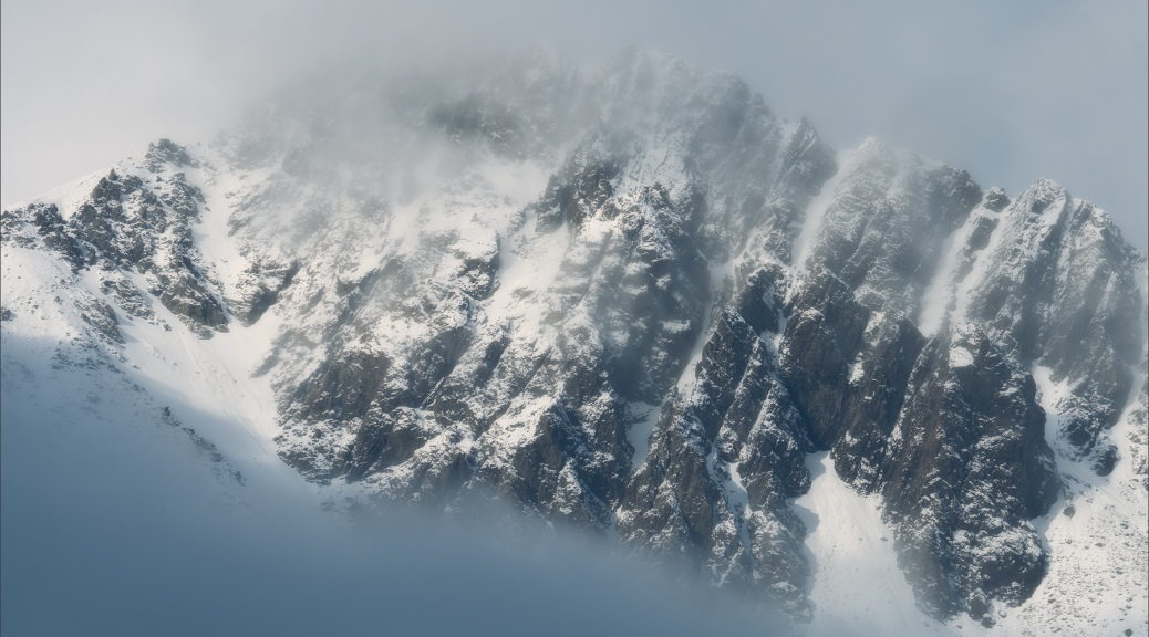 New Zealand Mountain