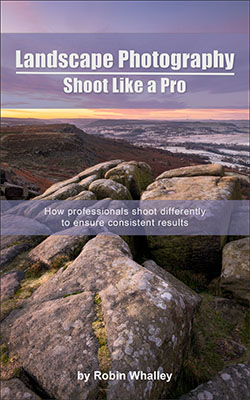 Landscape Photography shoot like a pro book cover
