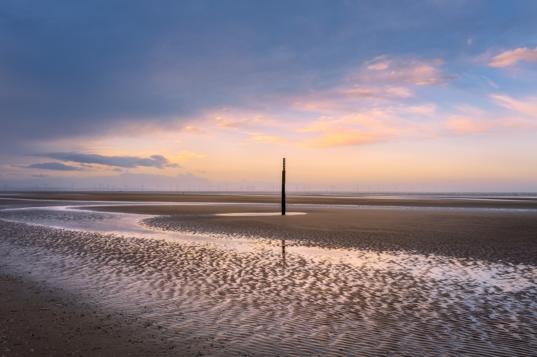 Formby Beach at Sunrise
